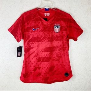 Nike USA National Team soccer jersey Mallory Pugh